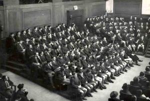Hasmonean, 1950