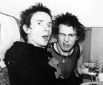 Johnny Rotten & Sid Vicious