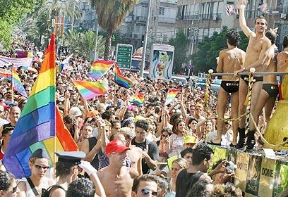 Gay Pride Parade, Tel Aviv