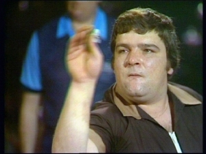 """Jocky Wilson . . . what an athlete."" (Sid Waddell)"