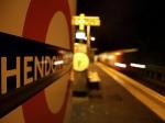 Hendon Central Tube