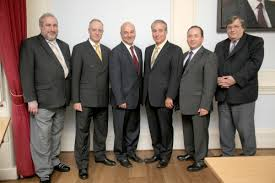 United Colors of British Jewry: Board of Deputies honorary officers, 2009